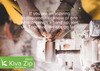 Kiva Zip supports Kenyan entrepreneurs with 0% interest loans
