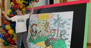 Doodle 4 Google contest