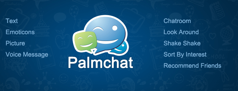 Palmchat-application