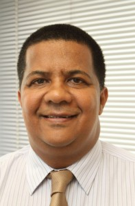 Winston Smith, General Manager, Terrestrial Services for GIN and iWayAfrica