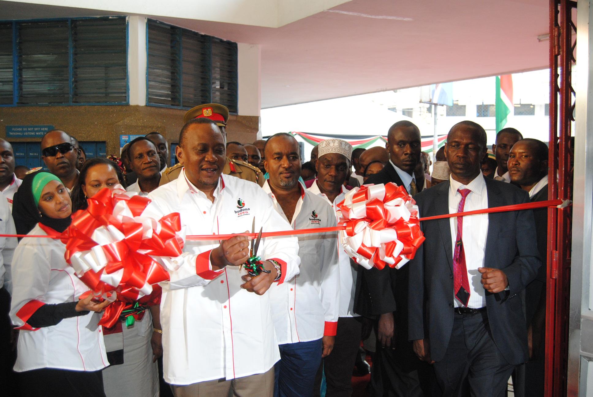 Mombasa City Gets Own Huduma Centre Techmoran