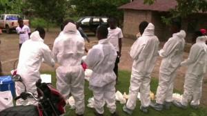 Liberia's ebola task force