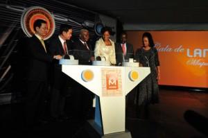Mozambican President, Armano Emilio Guebuza