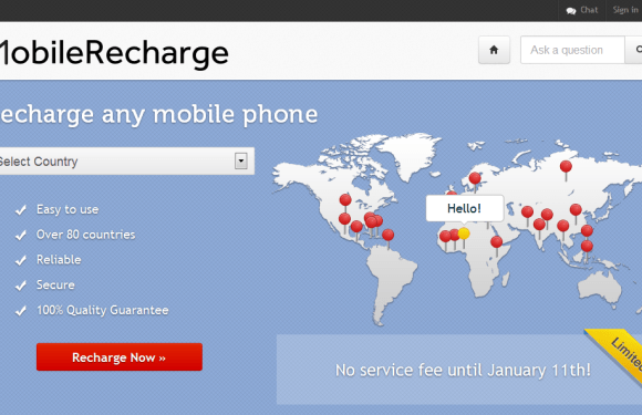 Online Mobile Recharge Portal Stretches to Uganda, Tanzania and Zimbabwe