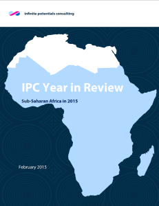 IPC Year in Review 2015 - Cover