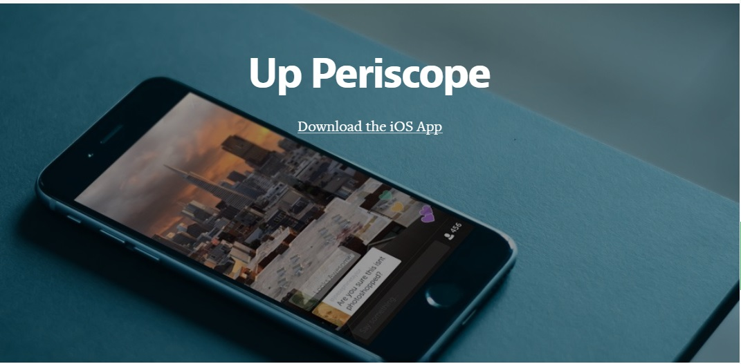 Twitter's Periscope wants to help you stream your videos