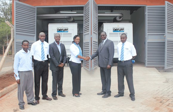 Dayliff launches synchronised generators to lower cost of standby power supply