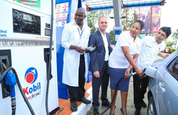 Little drivers can now enjoy discounts on fuel | Little partners with KenolKobil