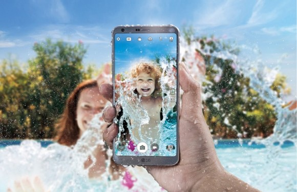 LG G6 Unveiled: The best LG phone yet