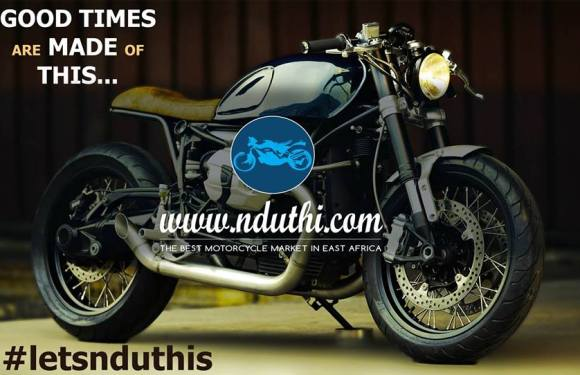 Nduthi.com, allowing Kenyans to order their dream motorcycles at the click of a button