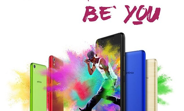 It's official: Infinix Smart is unveiled, has dual front speakers and 2 day battery life