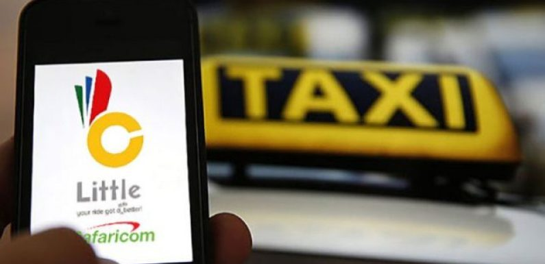 Kenya's taxi hailing firm Little launches in Zambia