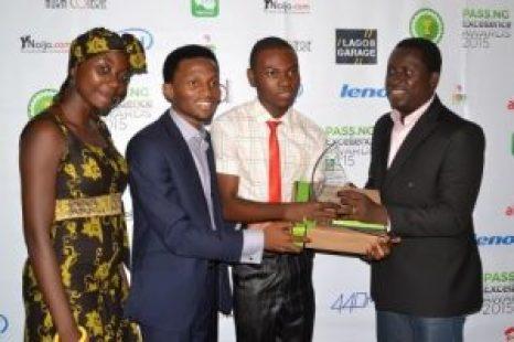 Award winning startup, pass.ng