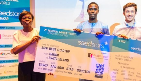 Senegal's MaTontine wins the country's round of Global Seedstars World Competition