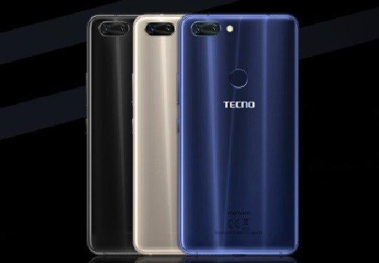 Tecno Phantom 8 full specifications and price - TechMoran