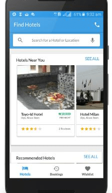 Hotels.ng launches a new app for users in Nigeria
