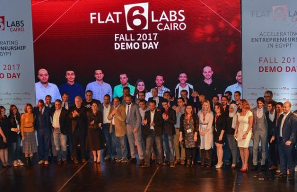 Egypt's startup accelerator, Flat6Labs graduates 7 start-ups on 9th demo day