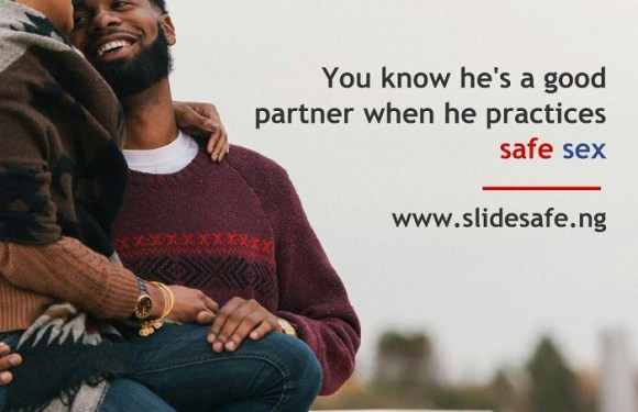 Slidesafe is helping Nigerian youths access sexual health products to help them have safe sex