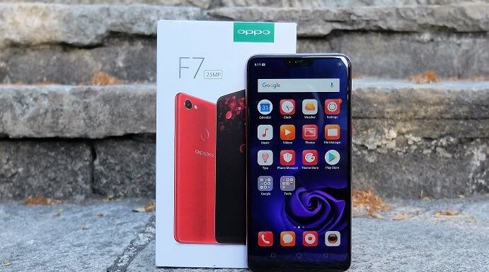 OPPO F7: Unboxing and First Impression