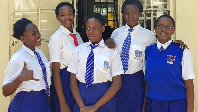 Meet The Kenyan Teenage Girls Who Created An App To End FGM