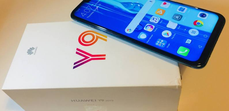 Huawei Y9 2019 review: Competition for midrange players
