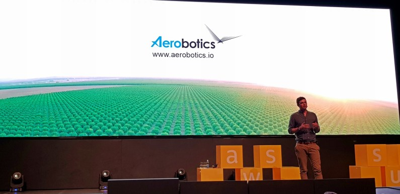 SA based Aerobotics is pioneering the future of farming
