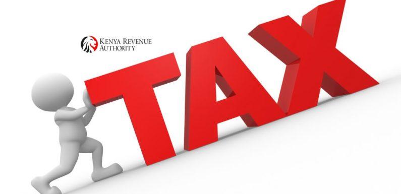 KRA to enhance tax administration using blockchain