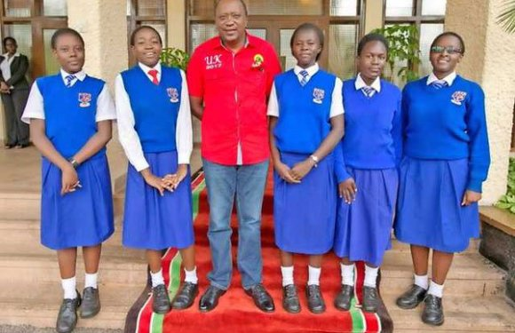 Kisumu Girls High school students win KES 2.5M for app to curb FGM