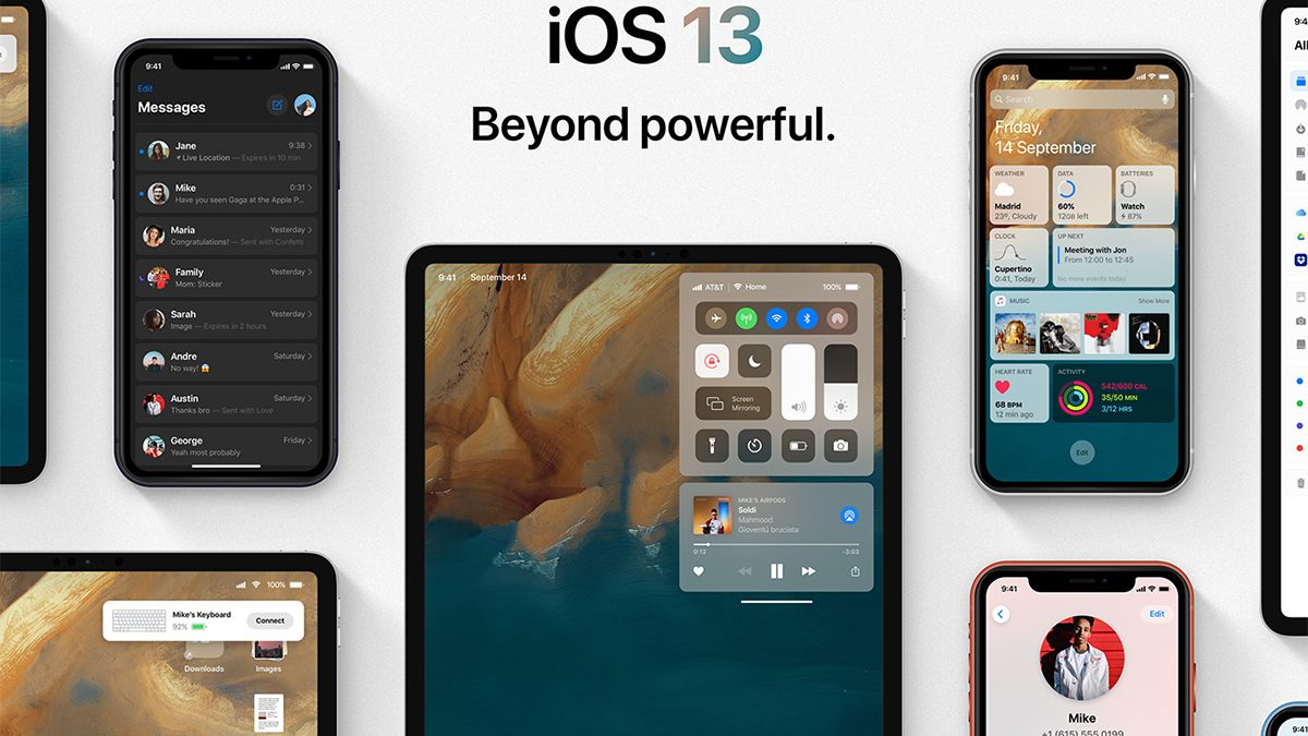 iOS 13 | The best new features coming to you on 19th Sept
