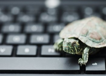 why your laptop is slow