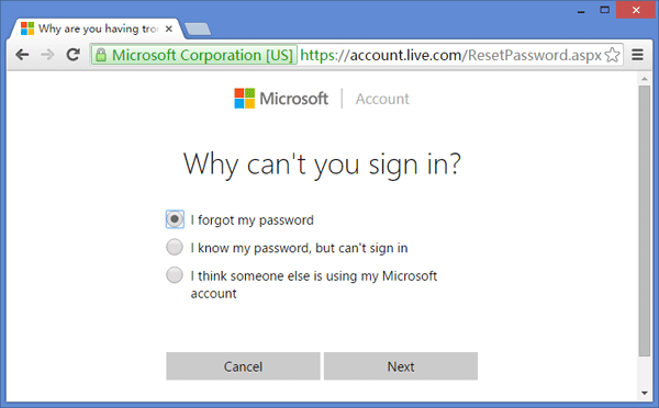 forgot-microsoft-account-password
