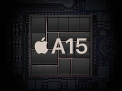 A15 bionic chips apple