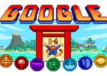 Google champion island Games