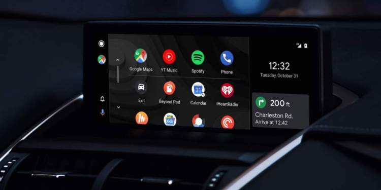 android-auto-screen