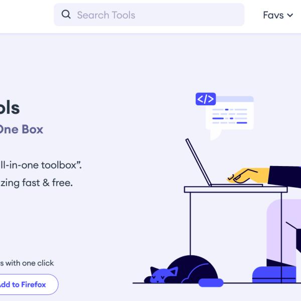 The Swissknife of web designing tools