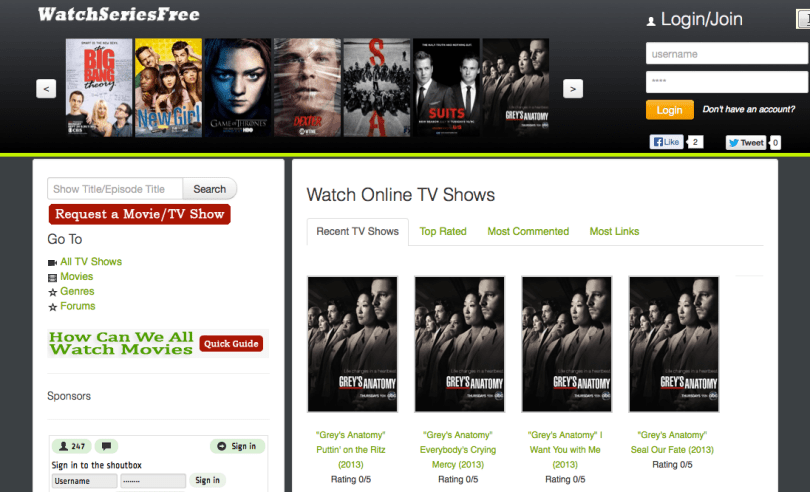 7 Best Sites to Download TV Series without Registration - TechMused