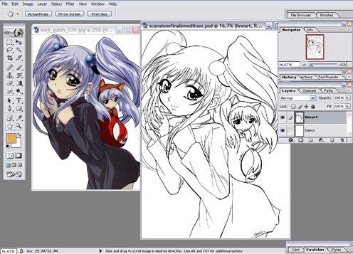 10 Free & Best Manga Drawing Software - TechMused