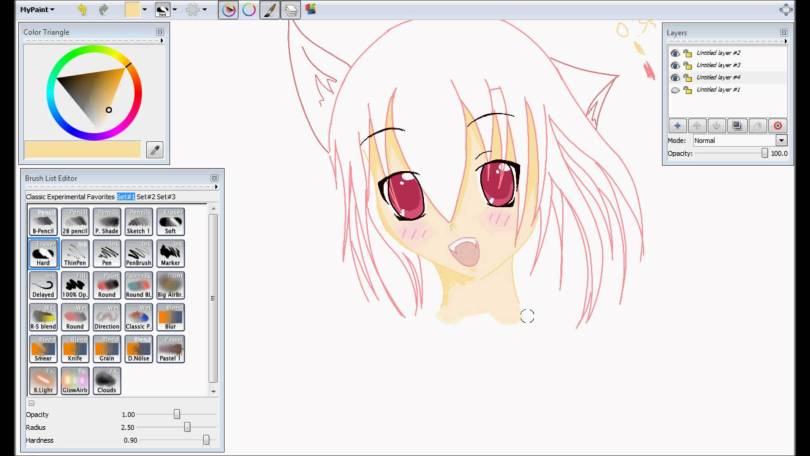 10 free best manga drawing software techmused - Best free blueprint software ...