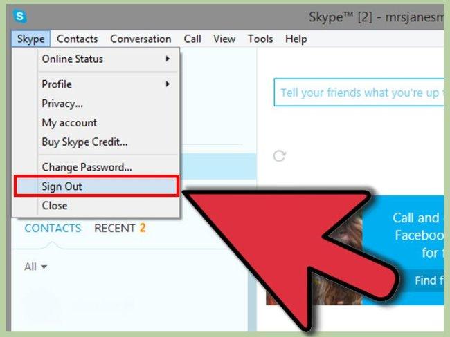 Delete Skype Account Permanently