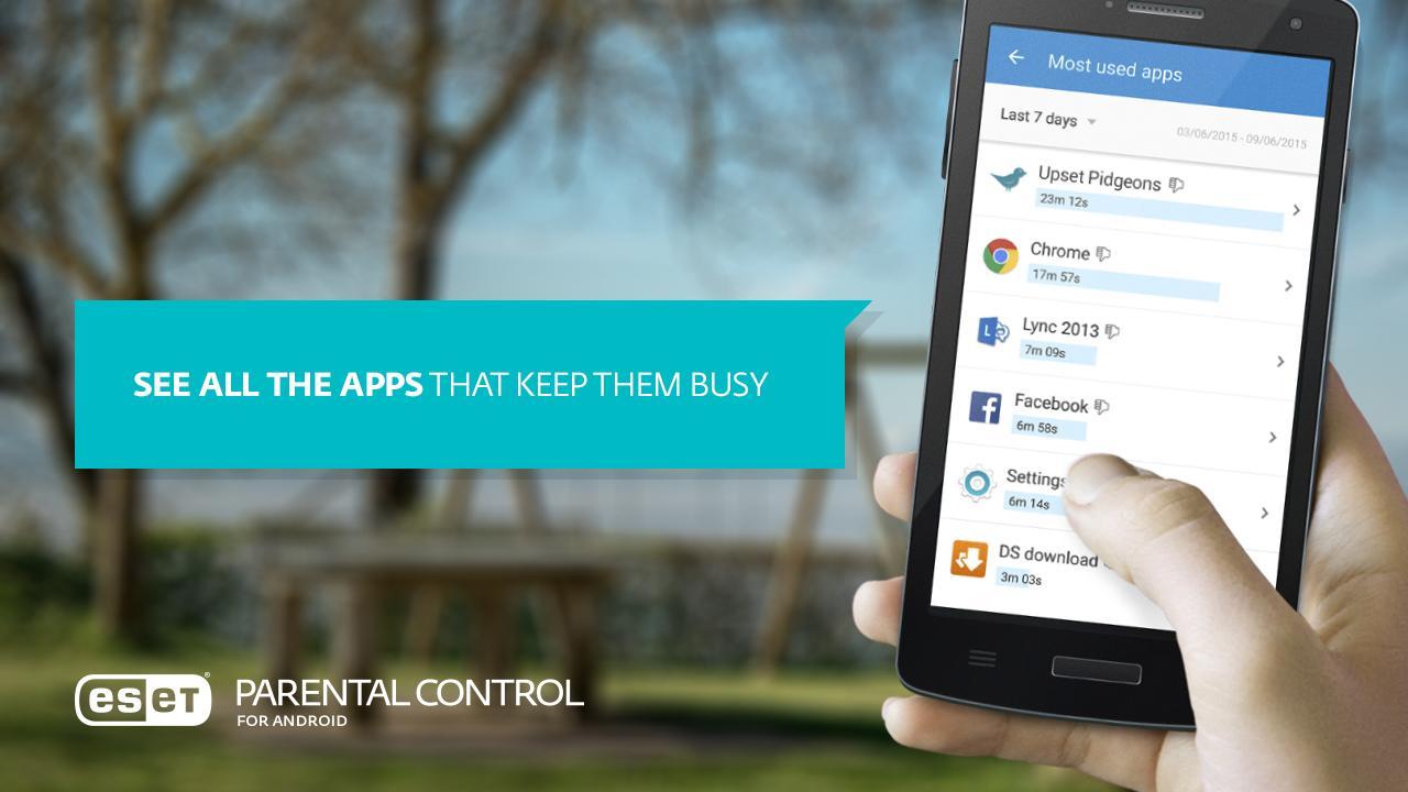 Eset parental control for iphone