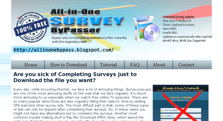 survey bypasser tool download