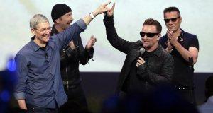 U2 Defends Spotify
