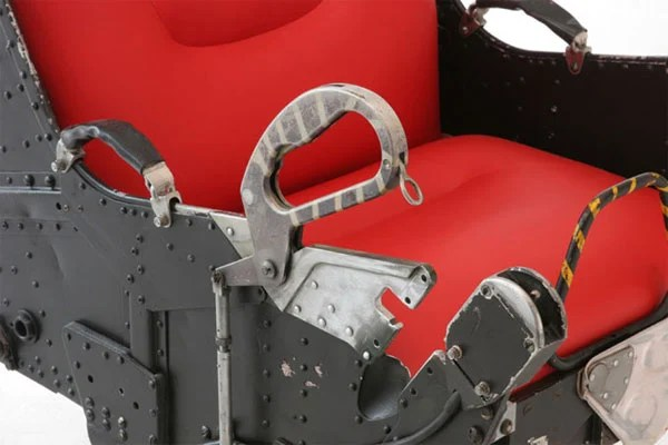 ejection seat office chair bean bag kmart f-4 and b-52 ejector chairs: best seats ever - technabob