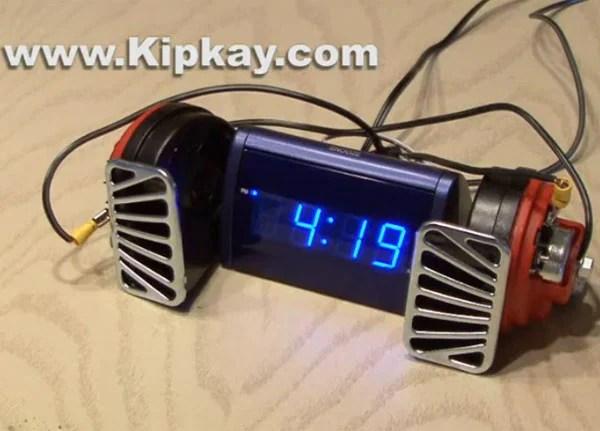 Clock Alarm Loudest Ever