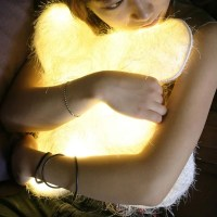 D*Light Pillow is Probably Made of Unicorn and Care Bear
