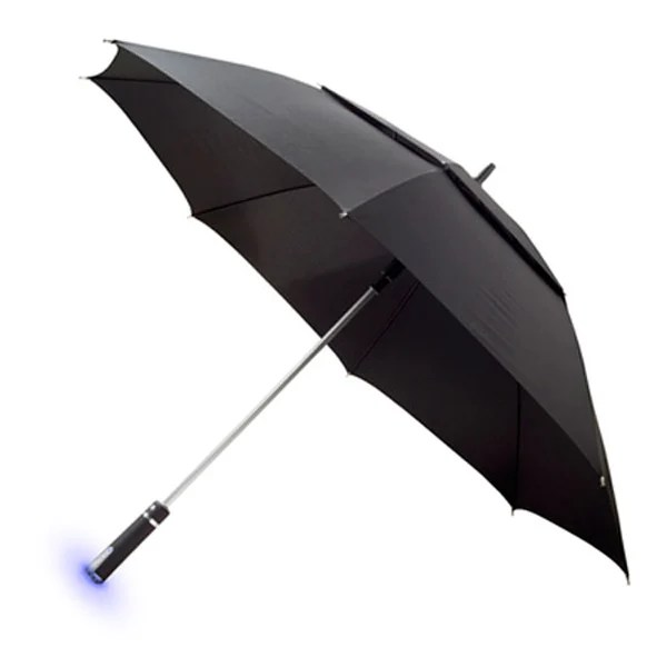 Ambient Umbrella is smart and WiFi enabled