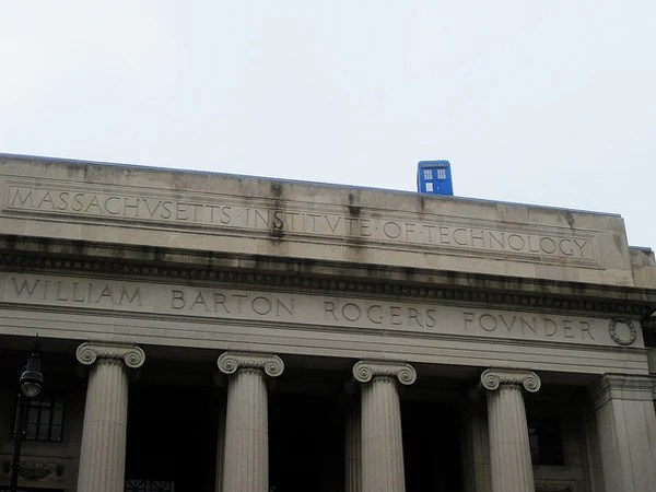 mit tardis doctor who hack prank rush