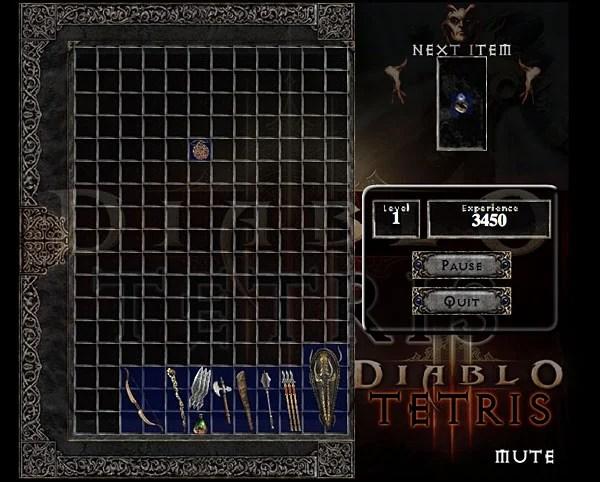 diablo tetris
