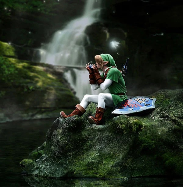 The Zelda Project A Cosplay Link To The Ocarina Of Time Technabob