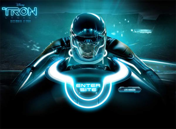 tron legacy daft punk derezzed trailer video clip